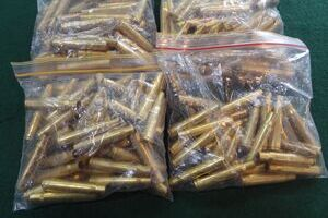 30/06 ONCE FIRED BRASS CASES......USED!!