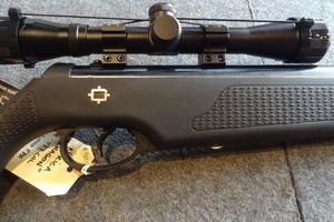 """NORICA """"DRAGON"""" .177 AIR RIFLE PACKAGE.NEW!!"""