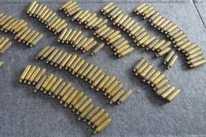 REMINGTON 22/250 BRASS CASES ONLY......USED!!