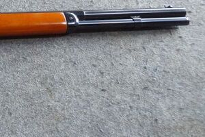 UBERTI MODEL W73 LEVER ACTION IN 357 MAGNEW