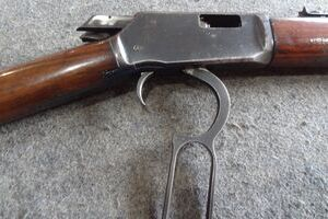 WINCHESTER 94/22M LEVER ACTION......USED!!