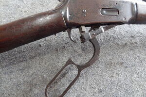 WINCHESTER '94 LEVER 30/30 WCF ...USED!!